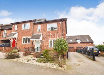 Thumbnail 3 bed end terrace house to rent in Kirkwood Grove, Medbourne, Milton Keynes, Buckinghamshire