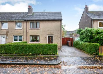 Thumbnail 2 bed end terrace house for sale in Glenburn Road, Paisley