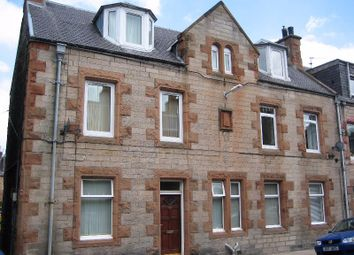 Thumbnail 3 bed flat to rent in Lintburn Street, Galashiels, Borders