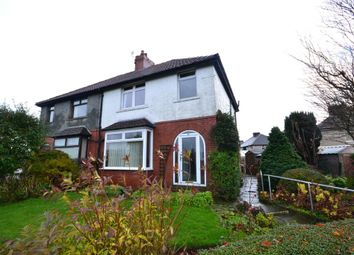Thumbnail 3 bed semi-detached house for sale in Seedall Avenue, Clitheroe, Lancashire