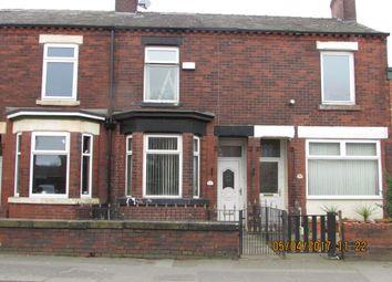 Thumbnail 3 bedroom terraced house to rent in Moorside Street, Droylsden