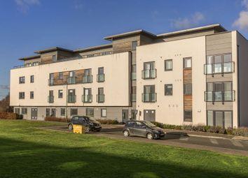 Thumbnail 3 bed flat for sale in Burnbrae Drive, East Craigs, Edinburgh