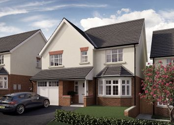 Thumbnail 4 bed detached house for sale in Sycamore Lane, Pontardawe, Swansea.