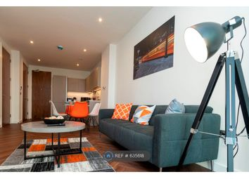 Thumbnail 1 bed flat to rent in Lightbox, Media City Uk, Salford