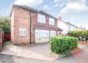 Thumbnail 4 bed detached house for sale in Bradgers Hill Road, Luton