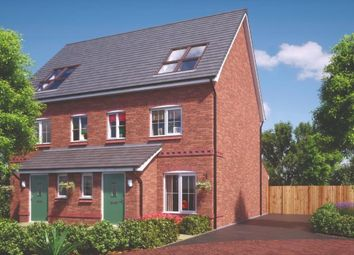 Thumbnail 3 bedroom semi-detached house for sale in Brasshouse Lane, Smethwick