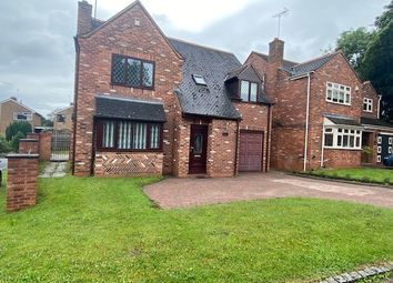 Thumbnail 4 bed detached house to rent in Brereton Manor Court, Brereton, Rugeley