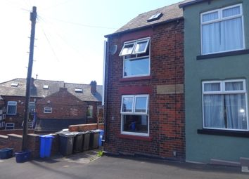 Thumbnail 2 bedroom end terrace house to rent in Scarsdale Road, Sheffield