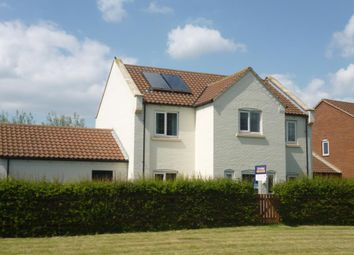 Thumbnail 4 bedroom detached house for sale in The Old Moorings, Eastoft, Nr. Scunthorpe