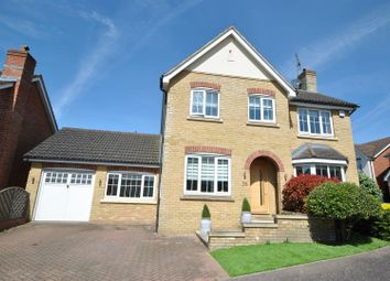 Thumbnail 5 bed detached house for sale in Watercress Road, Cheshunt, Waltham Cross