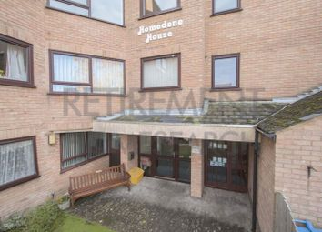 Thumbnail 1 bed flat for sale in Homedene House, Poole