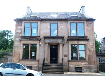 Thumbnail 3 bed flat for sale in Union Street, Greenock