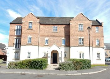 Thumbnail 2 bed flat for sale in Denbigh Avenue, Worksop