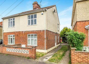 Thumbnail 3 bedroom semi-detached house for sale in Hotblack Road, Norwich