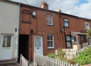 62 Bridge Street, Ledbury, Herefordshire HR8. 2 bed terraced house