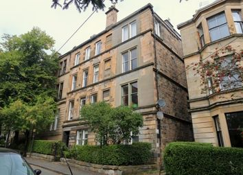 Thumbnail 3 bed flat to rent in Glasgow Street, Hillhead, Glasgow G12,