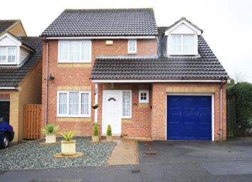 Thumbnail 4 bed detached house to rent in Richards Close, Royal Wootton Bassett