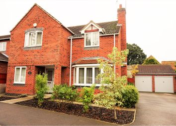 Thumbnail 4 bed detached house for sale in The Gables, Bilsthorpe, Newark