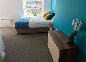 Thumbnail 1 bedroom flat to rent in Wood Street, Huddersfield