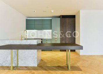 Thumbnail 2 bedroom flat for sale in Lessing Building, West Hampstead Square, London