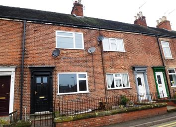 Thumbnail Terraced house to rent in Park Street, Utoxeter, Uttoxeter