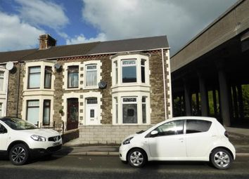 Thumbnail 4 bed end terrace house for sale in Ynys Street, Port Talbot