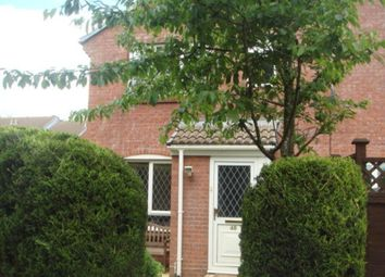 Thumbnail 1 bed semi-detached house to rent in Longstock Court, Eastleaze, Swindon