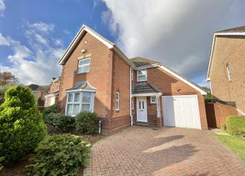 Thumbnail 4 bed detached house for sale in Lilyvale Close, Priorslee, Telford