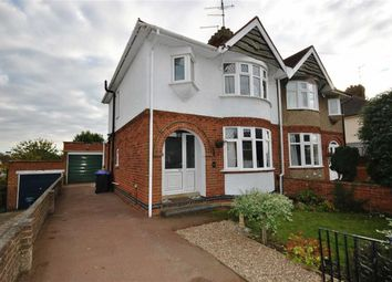Thumbnail 3 bed semi-detached house for sale in Sandhills Road, Kingsthorpe, Northampton