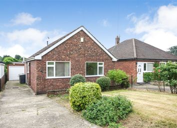 Thumbnail 2 bed detached bungalow for sale in St. Andrews Crescent, Leasingham, Sleaford, Lincolnshire