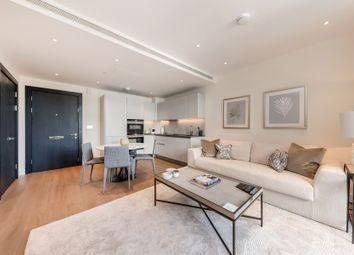 Thumbnail 2 bedroom flat to rent in Queenstown Road, Nine Elms, Battersea
