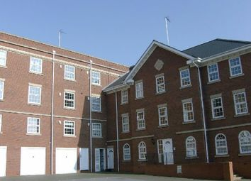 Thumbnail 2 bed flat to rent in Scholars Court, Derngate, Northampton