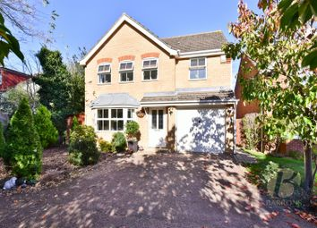 Thumbnail 4 bed detached house for sale in Lovering Road, Cheshunt, Waltham Cross