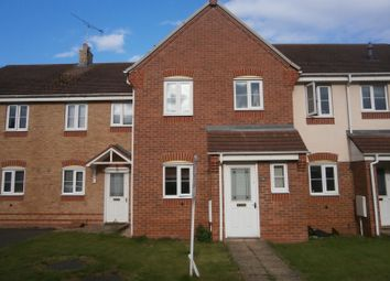 Thumbnail 3 bed terraced house for sale in Templar Drive, Nuneaton, Warwickshire