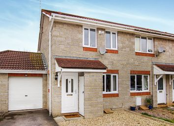 Thumbnail 2 bedroom semi-detached house for sale in Bampton Croft, Emersons Green, Bristol