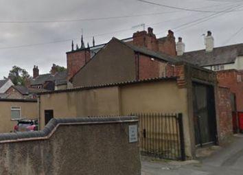 Thumbnail Parking/garage to let in Burns Street, Ilkeston