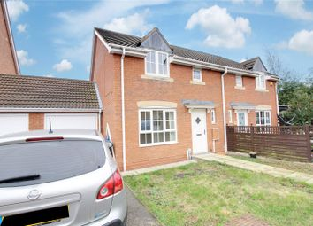 Thumbnail 3 bedroom detached house for sale in Rivelin Park, Kingswood, Hull, East Riding Of Yorkshire