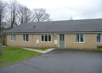 Thumbnail 2 bed semi-detached bungalow to rent in Cottage View, Whitworth, Rochdale