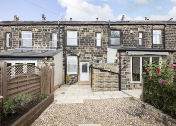 Thumbnail 2 bed terraced house for sale in Wellington Road, Ilkley