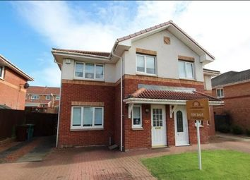 Thumbnail 3 bed semi-detached house for sale in Macrius Way, Motherwell