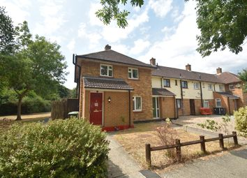 Thumbnail 3 bed end terrace house to rent in Ayling Close, Gosport