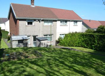2 bed semi-detached house for sale in Heol Frank, Penlan, Swansea SA5