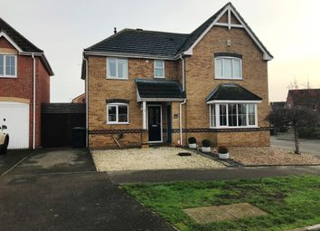 Thumbnail 3 bed semi-detached house for sale in Redwood Avenue, Sleaford