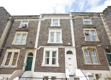 Thumbnail 6 bed town house to rent in Brigstocke Road, Stokes Croft, Bristol