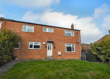 Thumbnail 2 bedroom end terrace house for sale in St. James Court, Haverhill