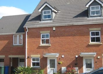 Thumbnail 3 bed town house to rent in Main Street, Buckshaw Village, Chorley