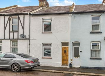 Thumbnail 3 bed terraced house for sale in Leopold Road, Chatham