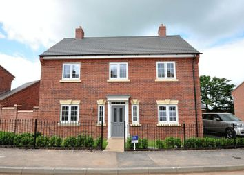 Thumbnail 4 bed detached house for sale in Brook House Mews, High Street, Repton, Derby