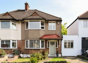 Thumbnail 4 bed semi-detached house for sale in Rayford Avenue, London