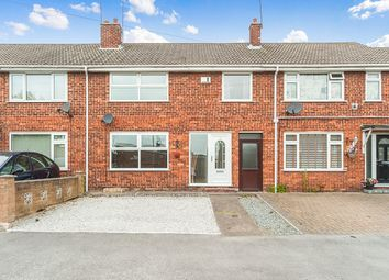 Thumbnail 3 bed terraced house for sale in Dressay Grove, Hull
